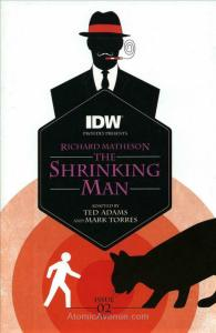 Shrinking Man, The #2 VF/NM; IDW | save on shipping - details inside