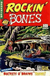 Rockin' Bones #2 VF; NEC | save on shipping - details inside