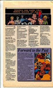 Marvel Requirer #14 1991-info on upcoming Marvel issues-Captain America-FN