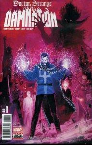 Doctor Strange: Damnation #1 VF/NM; Marvel | save on shipping - details inside