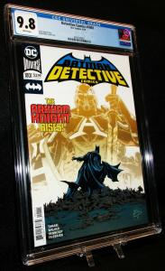 Detective Comics #1001 | 1st Printing | 1st Full Arkham Knight | CGC 9.8 NM/MINT