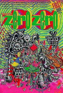 Zero Zero #1 VF/NM; Fantagraphics | save on shipping - details inside
