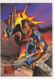 1995 Marvel Masterpieces #11 Bishop