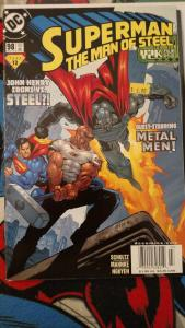 Superman the Man of Steel 98 NM