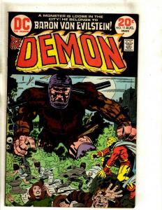 The Demon #11 VF/NM DC Comic Book Jack Kirby Bronze Age Etrigan Fourth World RS1