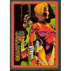 1993 Skybox Ultraverse: Series 1 QUATTRO #70