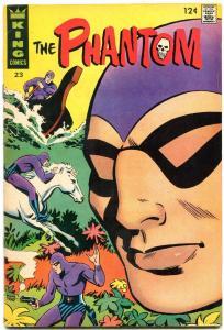 Phantom #23 1967- King Comic- Silver Age FN