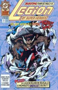 Legion of Super-Heroes (1989 series) Annual #3, NM (Stock photo)