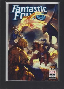 Fantastic Four #5 Variant
