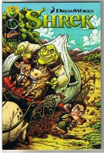 SHREK Prequel #1, NM, Ogre, Scott Shaw, Cookie Monster,2010,Donkey,more in store