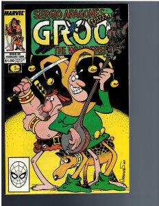 Sergio Aragone's Groo the Wanderer #36 (1988)