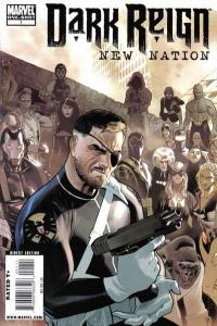 Dark Reign: New Nation #1, NM (Stock photo)