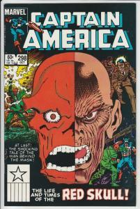 Captain America #298 (Oct-84) VF/NM High-Grade Captain America