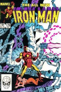 Iron Man (1968 series) #176, VF+ (Stock photo)