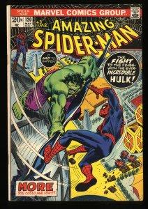 Amazing Spider-Man #120 VG/FN 5.0 Vs Incredible Hulk! Marvel Comics Spiderman