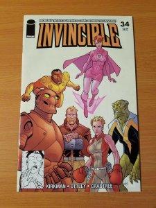 Invincible #34 ~ NEAR MINT NM ~ (2006, Image Comics)