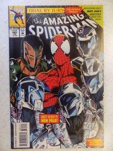 AMAZING SPIDER-MAN # 385