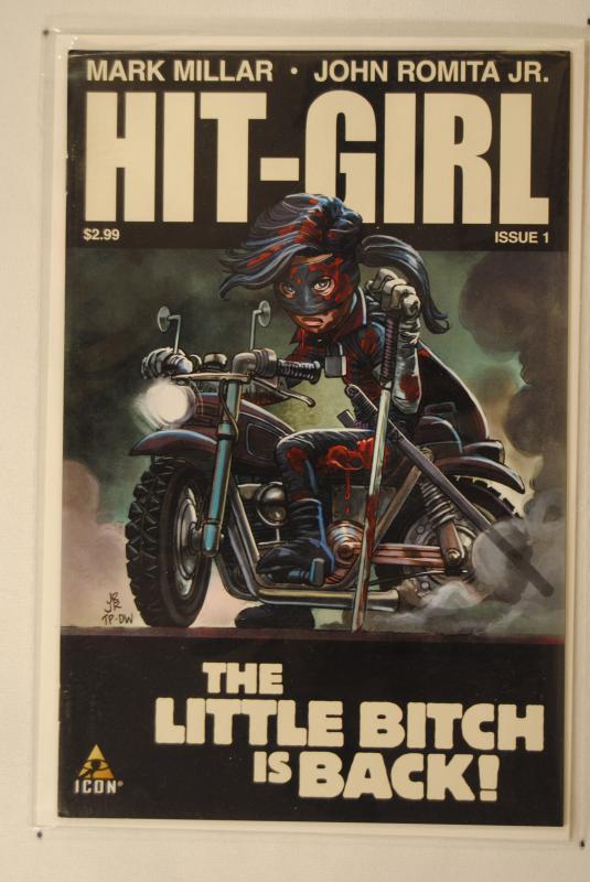 Hit Girl 1