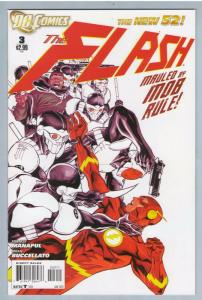 Flash V3 3 Jan 2012 NM- (9.2)