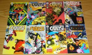Catalyst #1-7 VF/NM complete series + comics' greatest world one-shot dark horse