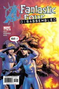 Fantastic Four (2003 series) #519, NM- (Stock photo)