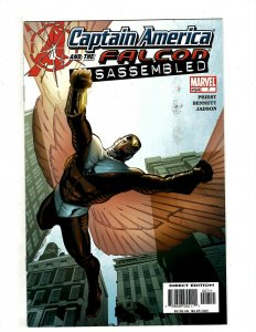 21 Captain America Marvel Comics & Falcon 7 8(2) 9 10 11 13(2) 29(9) 30(2) + HG2