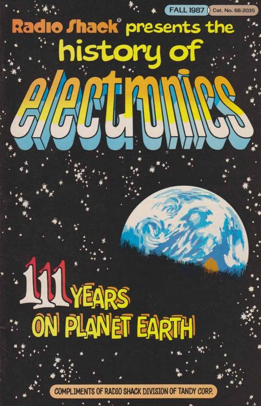 Story of Electronics—The Discovery That Changed the World! #1988 FN; Tandy | sav