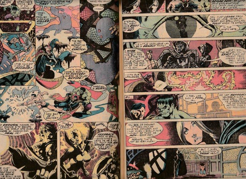Giant Size Defenders # 1 Hulk,Dr. Strange,Namor,Valkyrie,Nighthawk !