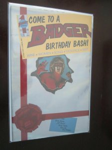 Come to a Badger Birthday Bash #50 - 8.0 VF - 1989