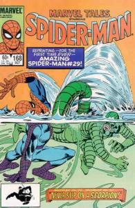 Marvel Tales (2nd Series) #168 VF; Marvel | save on shipping - details inside