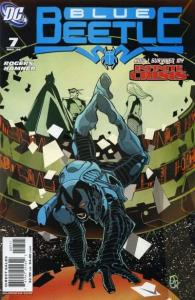 Blue Beetle (2006 series) #7, NM (Stock photo)