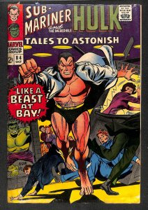 Tales To Astonish #84 GD 2.0