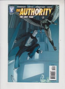 THE AUTHORITY #3  THE LOST YEAR WILDSTORM  /  DIRECT SALES