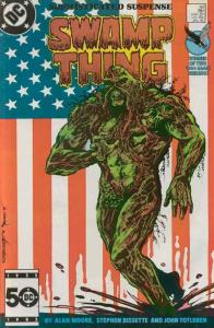 SAGA OF THE SWAMP THING 41-170 Annuals, 25-Different, D