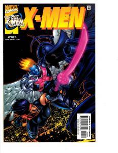 5 X-Men Marvel Comic Books # 105 106 107 108 109 Wolverine Bishop Xavier BH30