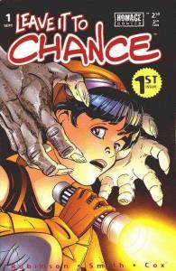 Leave It to Chance #1, NM- (Stock photo)
