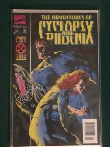 The Adventures of Cyclops and Phoenix #1