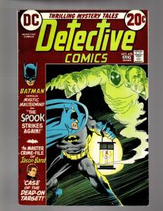 DETECTIVE 435 VERY GOOD-FINE July 1973