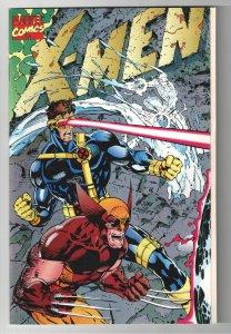 XMEN #1(1992); 5 DIFFERENT UNREAD #1 ISSUES NM++.9.6-9.8