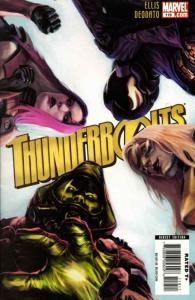 Thunderbolts #119 VF/NM; Marvel   save on shipping - details inside
