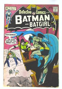 Detective Comics (1937 series) #410, Fine- (Actual scan)