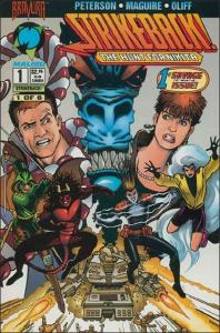 Malibu STRIKEBACK! (1994 Series) #1 VF/NM