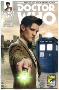 DOCTOR WHO #1, NM, 11th, Tardis, SDCC, 2014, Titan, Variant, more DW in store