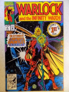 Warlock and the Infinity Watch #1 (1992)