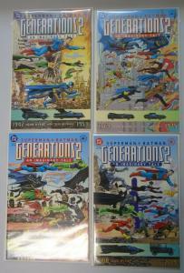 Superman and Batman Generations II Set:#1-4, 8.0/VF (2001)