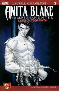Anita Blake Vampire Hunter: Guilty Pleasures #2 VF; Dabel Brothers | save on shi