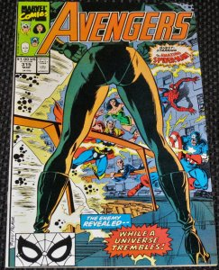 The Avengers #315 (1990)