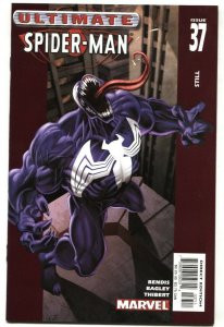 ULTIMATE SPIDER-MAN #37 2003 Ultimate Venom cover-comic book