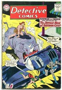 DETECTIVE #315-comic book DC COMIC-BATMOBILE COVER! vg-