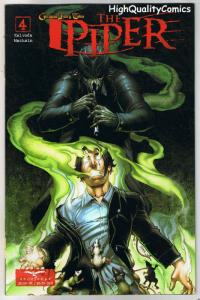 The PIPER #4,  VF+, Grimm fairy tales, Rats, Pied, 2008, more GFT in store
